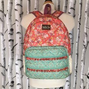 Matilda Jane Quilted Backpack